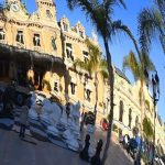 TRACK GUIDE: Lucas di Grassi and Norman Nato give the guided tour of the historic Monaco circuit