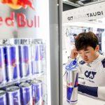 Rookie Tsunoda acting like a kid says Ericsson