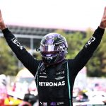 Lewis Hamilton wins Spanish Grand Prix despite losing lead to rival Max Verstappen at first corner after smart pit stop