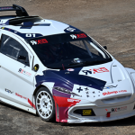 Eriksson: Electric is perfect for rallycross
