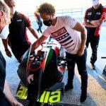 Dovizioso and Aprilia set for second test at Mugello