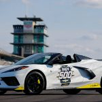 2021 Mid-Engine Corvette Stingray Convertible To Lead Field to Green Flag of 105th Indianapolis 500 Presented by Gainbridge