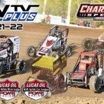 ILLI-ANA Showdown Approaches at Charleston Speedway for Trio of POWRi Leagues