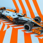 McLaren reveal new one-off classic Gulf Oil livery for F1's most famous race at Monaco Grand Prix