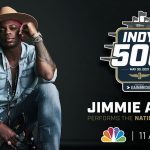 Country Music Star Allen To Perform National Anthem at Indy