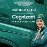 Aston Martin F1 team sign up James Bond stunt driver Jessica Hawkins who says cars were wrecked filming No Time To Die