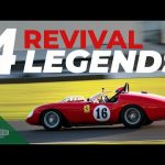 The story behind four legendary Goodwood Revival winners