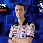 LCR Honda Castrol sign Piero Ricciuti for 2021 eSport season