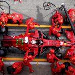 Thursday Report - Ferraris fast