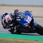 Roberts and Acosta end Catalunya private test fastest