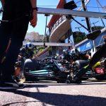 Mercedes quits tyre test over budget cap concerns