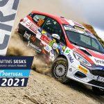 Junior WRC: Sesks soars to championship lead