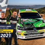 WRC2: Lappi dominates again