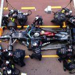 Ferrari tried to help Mercedes remove Bottas wheel