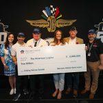 American Legion, Ganassi Team Work To End Veteran Suicide