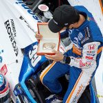 NTT DATA To Buckle Up Indianapolis 500 Winner
