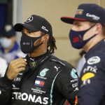star Max Verstappen tells Lewis Hamilton he 'can't be bothered' to play mind games ahead of Azerbaijan Grand Prix