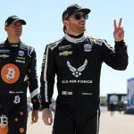Daly Ready To Compete for Win after Leading Most Laps at Indy