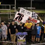 Jay Russell Tops the Field at US 36 Raceway with United Rebel Sprint Series