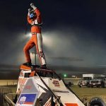 Mario Clouser Claims Charleston Speedway Victory with POWRi WAR