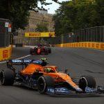 McLaren not ruling out Formula E for 2022