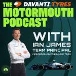 Ep 81 with Ian James (Team Principal Mercedes-EQ Formula E Team)