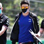 Esteban Ocon: French driver signs new Alpine contract until 2024