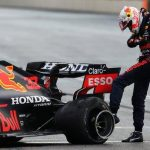 Lewis Hamilton and Max Verstappen disagree over Pirelli tyre failures in Azerbaijan