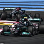 Mercedes show early dominance at the French Grand Prix with Valtteri Bottas quickest in first practice ahead of team-mate Lewis Hamilton and Red Bull's Max Verstappen