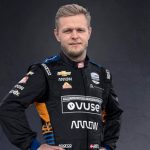 Magnussen Fulfilling Childhood Goal by Racing in INDYCAR