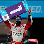 'frustrated' Formula E: Lucas Di Grassi was left with mixed emotions after ending Audi's two-year win drought in Mexico
