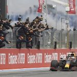 Max Verstappen WINS the French Grand Prix after snatching the lead off Lewis Hamilton on the penultimate lap to cap a stirring fightback in a thrilling showdown between the two rivals in France
