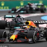 Lewis Hamilton's old rival Nico Rosberg brands him 'SOFT' for being passed by title rival Max Verstappen to lose the French Grand Prix on penultimate lap, claiming it was 'unusual' for the seven-time world champion to not to 'close the damn door'