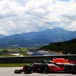 Max Verstappen tops Styrian Grand Prix first practice