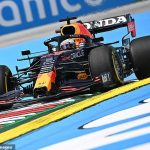 Max Verstappen is faster than Lewis Hamilton in first practice for the Styrian Grand Prix as the seven-time world champion comes third behind Pierre Gasly ahead of back-to-back races in Austria