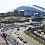 Formula One announce circuit shake-up from 2023 with Russian Grand Prix moving from Sochi to 'hugely exciting' Igora Park track in St Petersburg