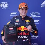 Max Verstappen holds-off Lewis Hamilton for back-to-back pole positions in F1 championship fight... while Valtteri Bottas qualifies second but will start FIFTH with penalty at Styrian GP