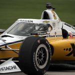 Newgarden Speeds To Top of Friday Practice at Mid-Ohio