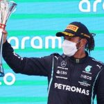 Lewis Hamilton: Mercedes driver signs new two-year deal