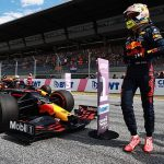 Max Verstappen re-affirms his dominance over Lewis Hamilton as Red Bull star takes pole for the Austria Grand Prix in day to forget for reigning champion who qualifies in fourth as Lando Norris clinches first EVER front row place with McLaren