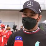 Lewis Hamilton admits Mercedes are 'MILES AWAY' from Red Bull after falling 32 points behind Max Verstappen in the world championship - but states mid-race damage in Austrian Grand Prix cost him an 'easy second' place having limped home in fourth