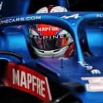 Struggling Ocon analysing Alonso style says Budkowski