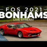 Bonhams Goodwood Festival of Speed sale LIVE