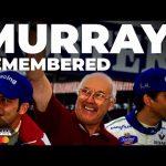 Goodwood's emotional Murray Walker tribute   Festival of Speed