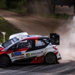 Estonia countdown – rally route