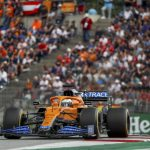 Ricciardo not better than Sainz says Norris