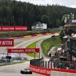 Spa closed after flooding damages Belgian GP venue