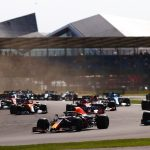 Max Verstappen beats Lewis Hamilton to win first-ever F1 sprint qualifying race – and claim pole position for British GP