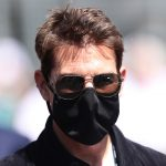Tom Cruise among star-studded British GP guest list as 140,000 fans watch action-packed race at Silverstone
