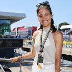 Wimbledon hero Emma Raducanu watches carnage of British GP at Silverstone after upgrading her 'Sunday routine'